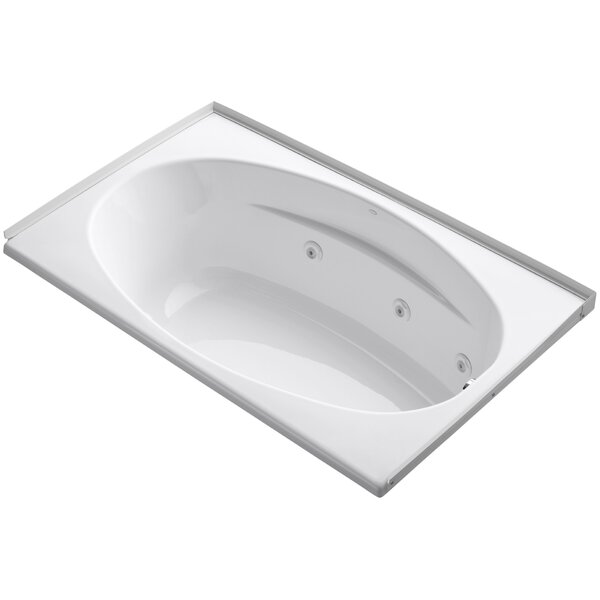 60 x 36 Whirlpool Bathtub by Kohler