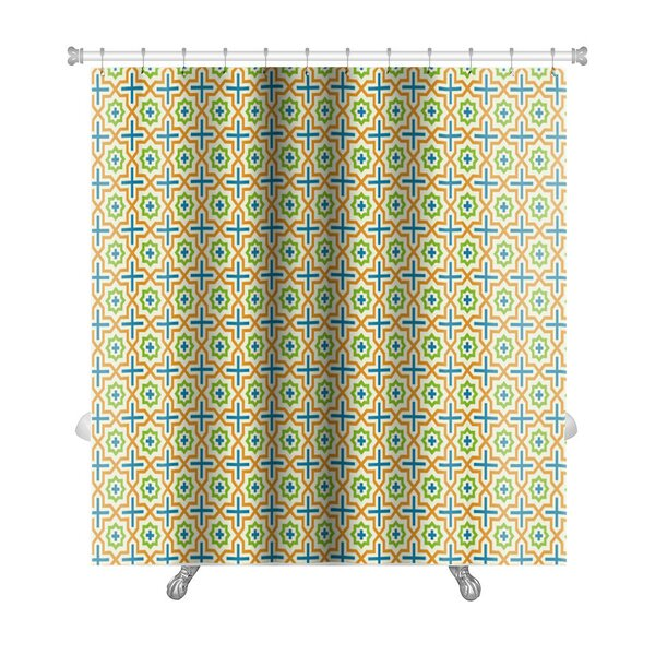 Primo Arabic Premium Shower Curtain by Gear New