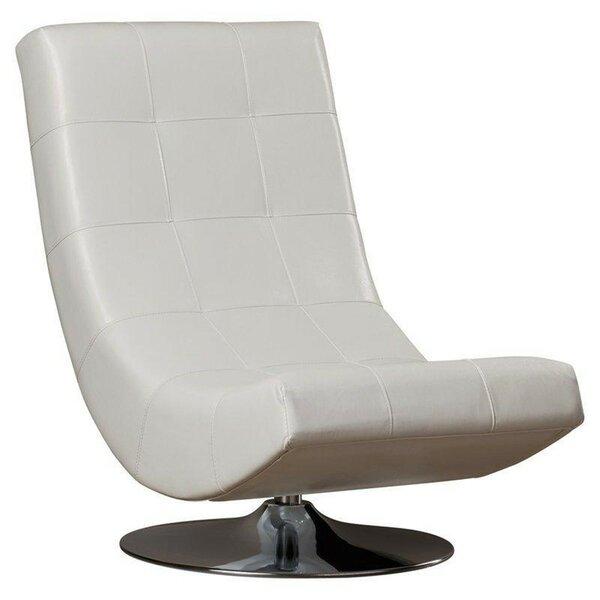 Kingsbury Swivel Lounge Chair By Orren Ellis