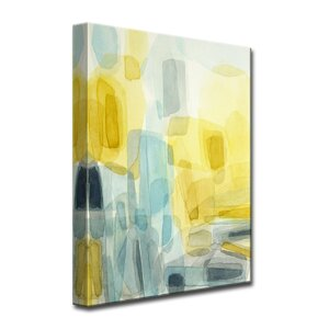 'Sunshine and Rain' by Norman Wyatt Jr. Graphic Art on Wrapped Canvas by Ready2hangart