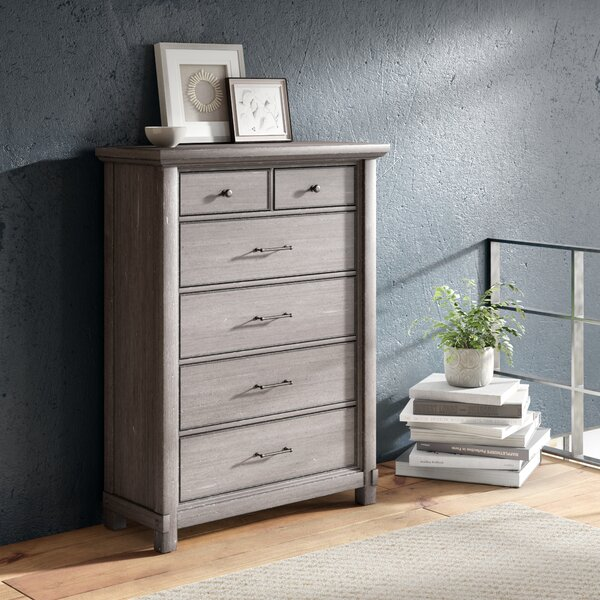 Devers 6 Drawer Chest by Greyleigh