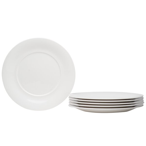 Hospitality Appetizer Plate (Set of 6) by Red Vanilla