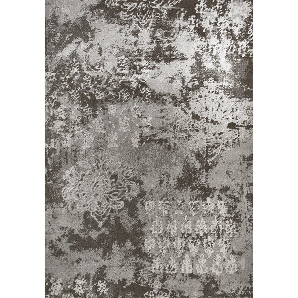 Blank Silver Area Rug by Williston Forge