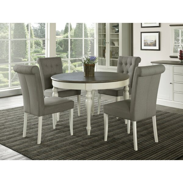 Lattimore 5 Piece Dining Set by Rosecliff Heights Rosecliff Heights