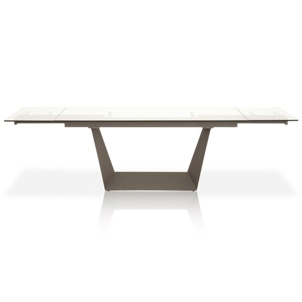 Basil Extendable Dining Table by Orren Ellis