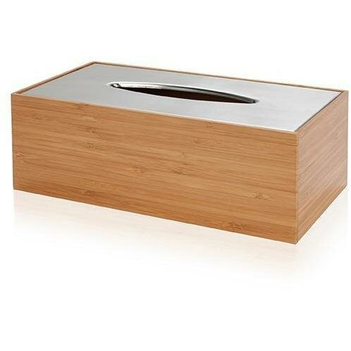 Trisler Bamboo Wood Tissue Box Cover by Union Rustic