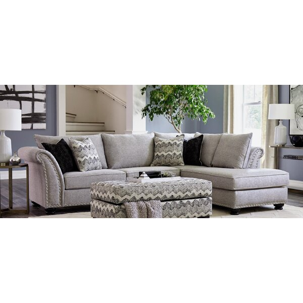 Smith Right Hand Facing Sectional by Red Barrel Studio