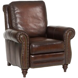 Leather Recliner by Hooker Fur..
