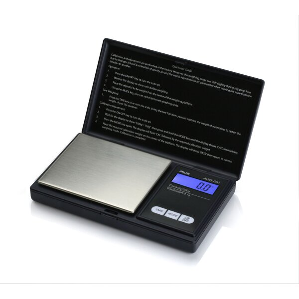 Digital Pocket Scale by American Weigh Scales