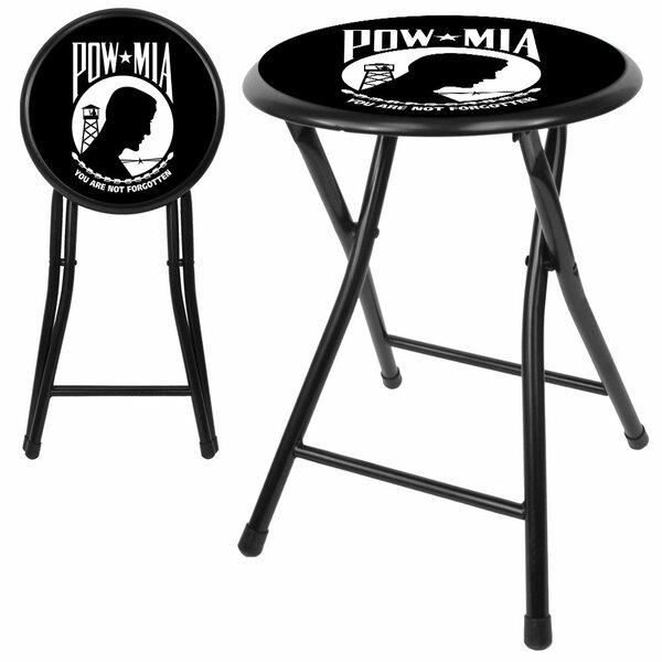 POW 18 Bar Stool by Trademark Global