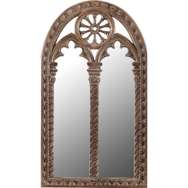 Graham Accent Wall Mirror by Galaxy Home Decoration