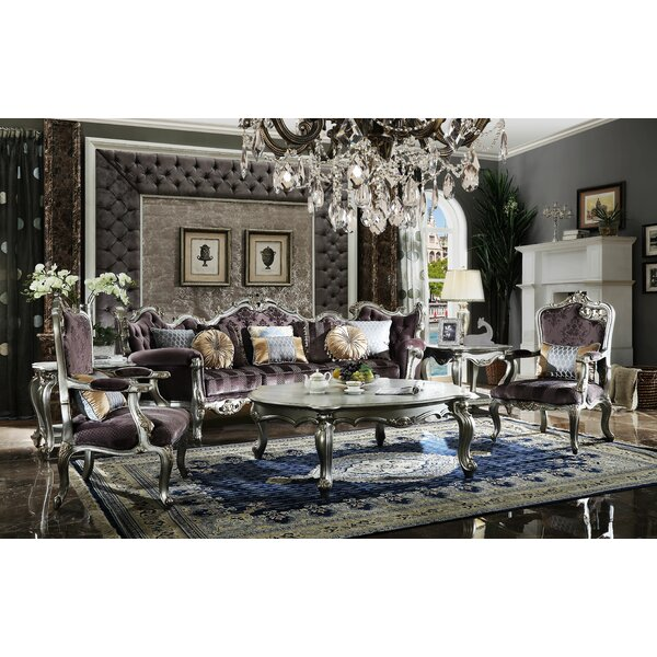 Curcio Configurable Living Room Set by Astoria Grand