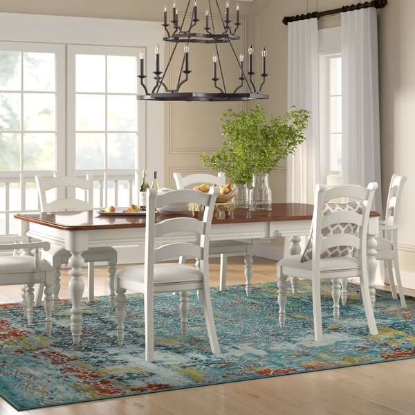 Giuliano 7-Piece Dining Set by Birch Lane™ Heritage