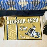 NCAA Georgia Tech Starter Doormat by FANMATS