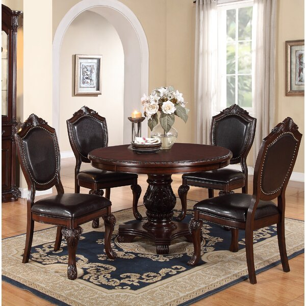 Sandifer 5 Piece Dining Set by Astoria Grand