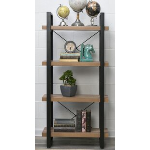 Rainey 4-Tier Etagere Bookshelf