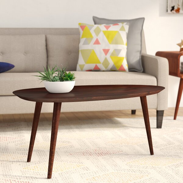 Find Elizabeth Extendable 3 Legs Coffee Table by Langley Street™