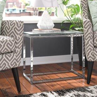 Savings Bellewood End Table ByWade Logan