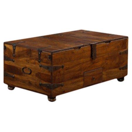 Loon Peak Mapleton Trunk Coffee Table U0026 Reviews | Wayfair