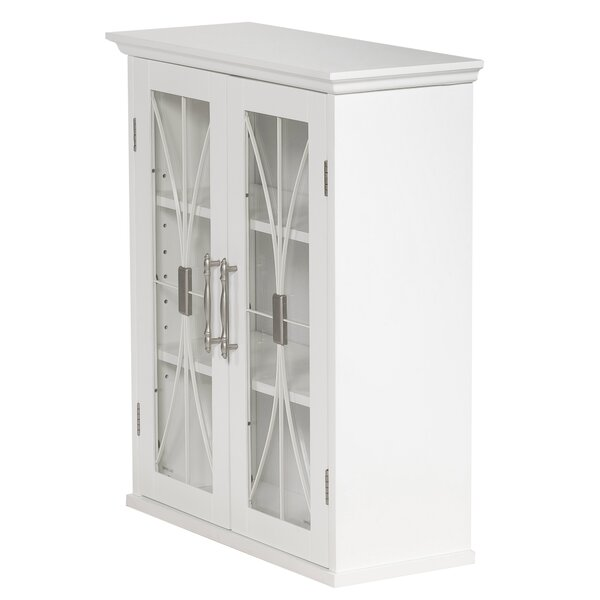 Randy 2 Door 19 W x 22 H Wall Mounted Cabinet by Alcott Hill