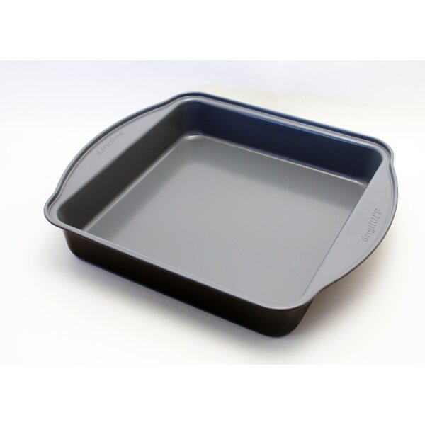 EarthChef 14 Square Cake Pan by BergHOFF International
