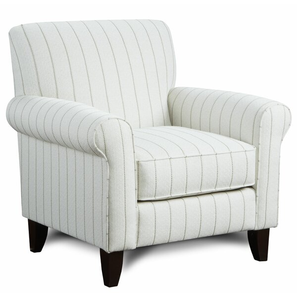 Lilyanna Cotton Armchair by Darby Home Co