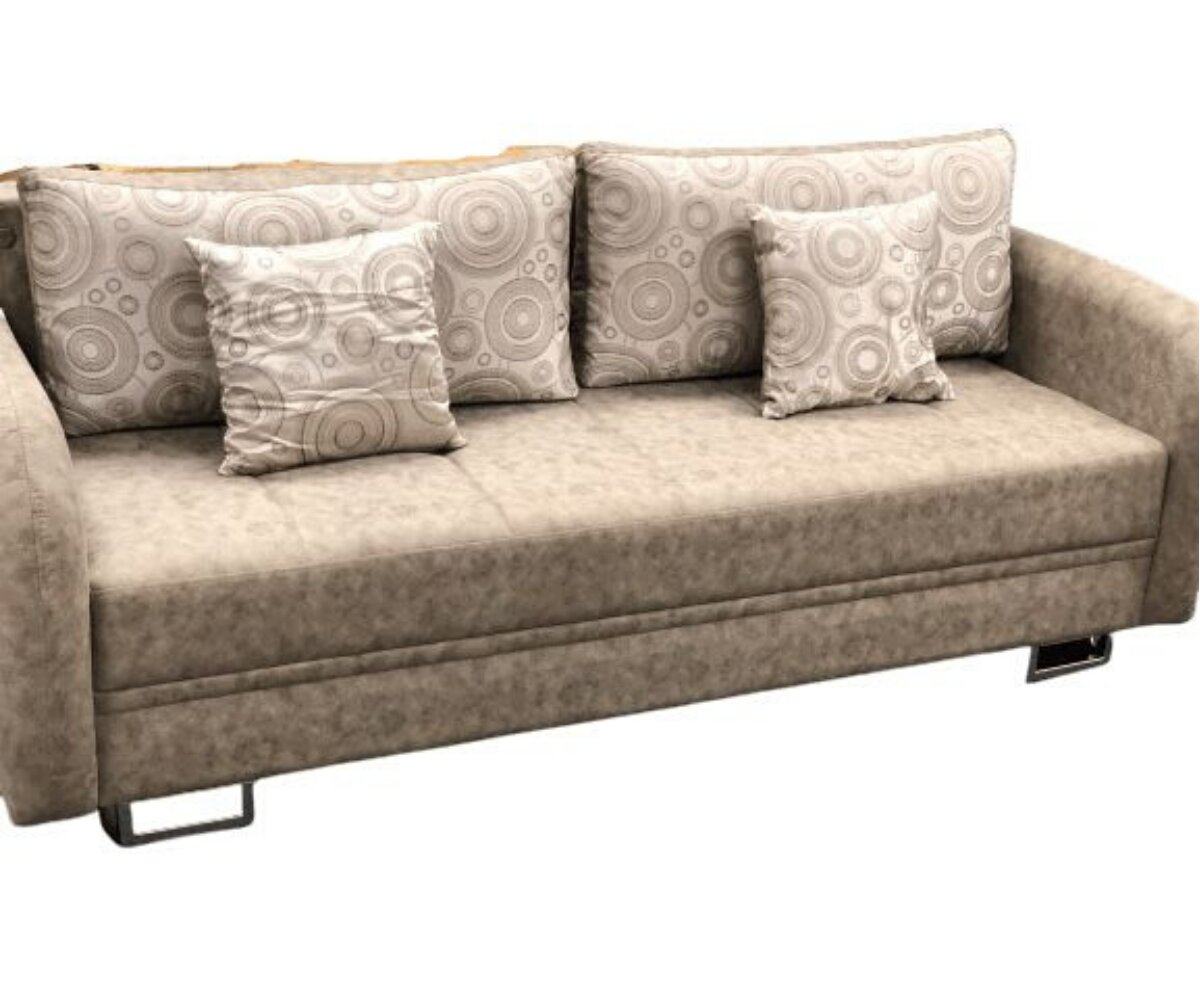 Wrought Studio Yinka Chenille Sofa Bed