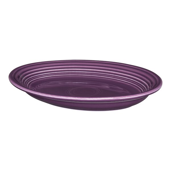 Medium Oval Platter by Fiesta