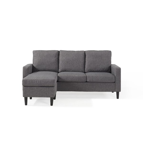 Best #1 Otho Reversible Sectional By Zipcode Design New