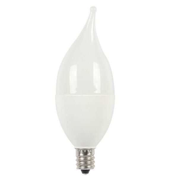 5W Candelabra Base C11 LED Light Bulb by Westinghouse Lighting