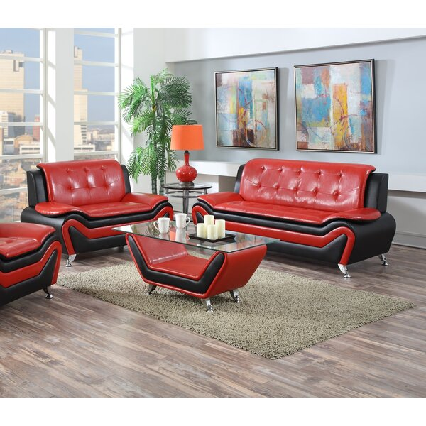Elzada 2 Piece Living Room Set by Latitude Run Latitude Run