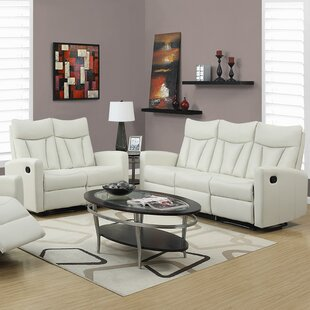 Configurable Reclining Living Room Set Monarch Specialties Inc.