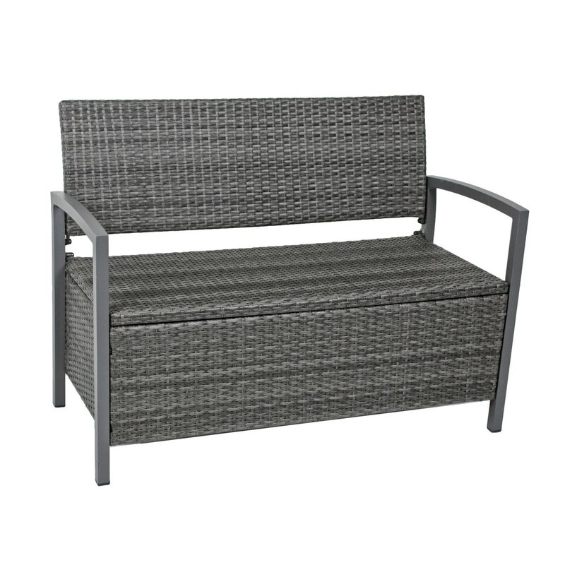 caracella banktruhe ferrara aus plastik bewertungen. Black Bedroom Furniture Sets. Home Design Ideas
