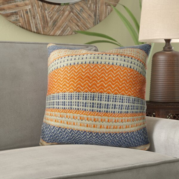 Fearon Handmade Luxury Pillow by Bungalow Rose