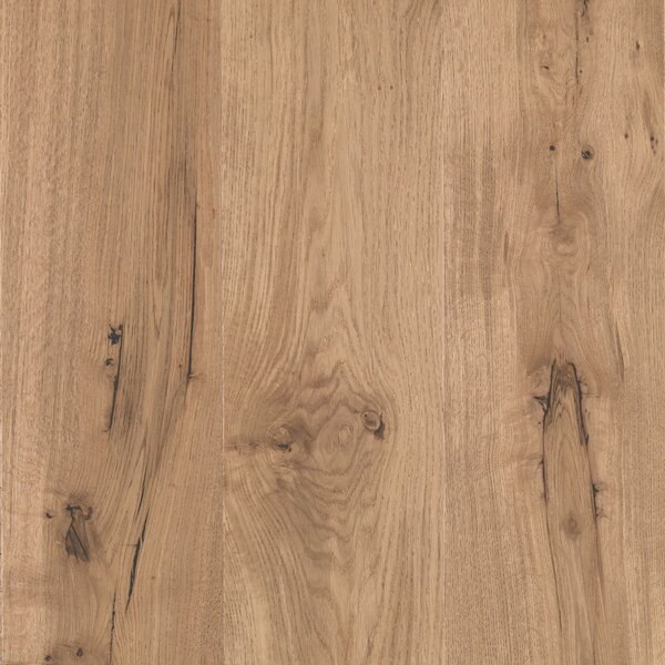 Arbordale Random Width Engineered Oak Hardwood Flooring in Drawbridge by Mohawk Flooring