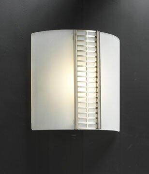 Metz 1-Light Wall Sconce by Orren Ellis