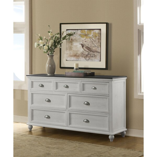 Risner 7 Drawer Dresser by Gracie Oaks