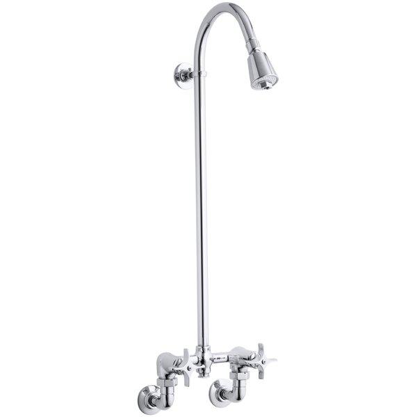 Industrial Exposed Shower by Kohler