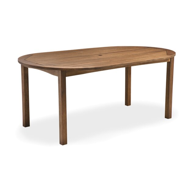 Lancaster Wooden Dining Table by Plow & Hearth