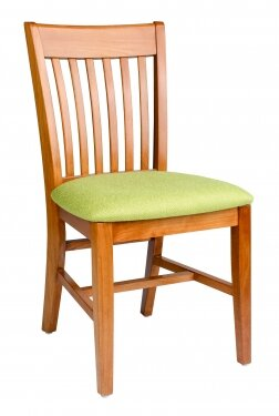 Henry Solid Wood Dining Chair by Holsag