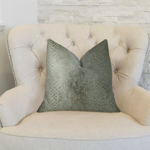 Gantt Handmade Luxury Pillow by Everly Quinn
