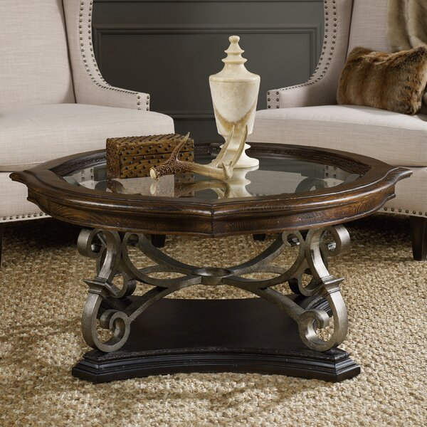 Treviso Coffee Table by Hooker Furniture