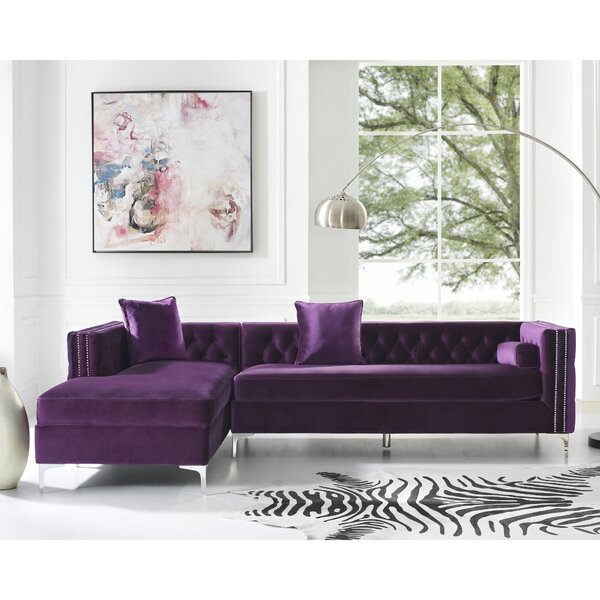 Buy Online Top Rated Kaufman Sectional On Sale NOW!