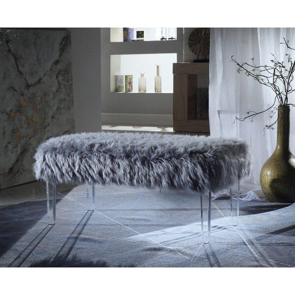 Caddington Upholstered Bench By House Of Hampton