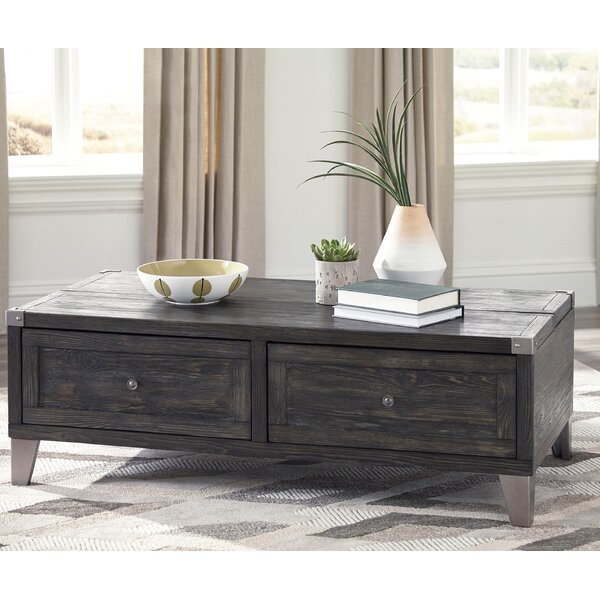 Hillcrest Coffee Table with Lift Top by Laurel Foundry Modern Farmhouse