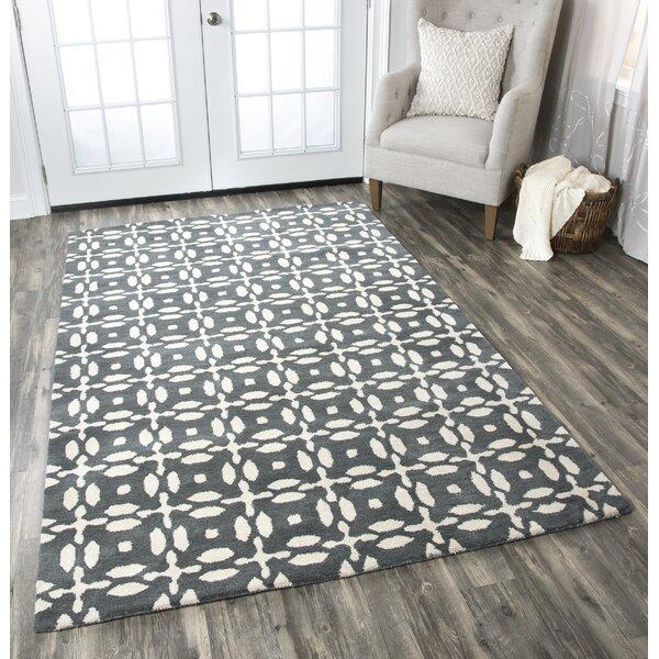 Orla Handwoven Wool Area Rug by Birch Lane™