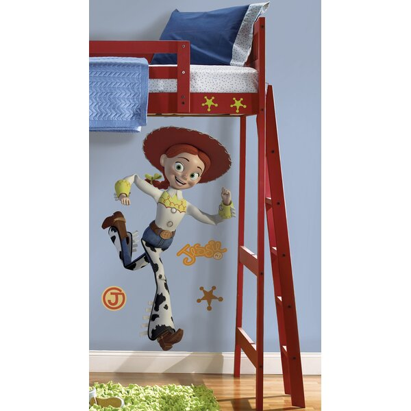 Toy Story Jessie Giant Wall Decal by Room Mates