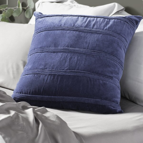 Brassell Velvet Throw Pillow by Eider & Ivory