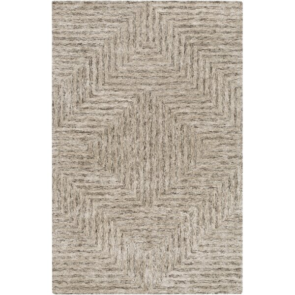 Sylvie Taupe Area Rug by Langley Street