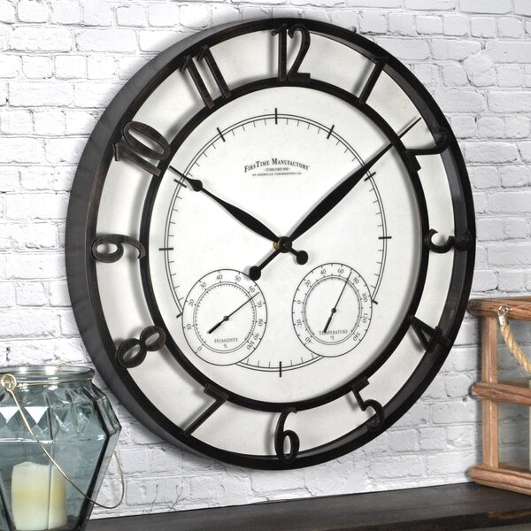 Park Outdoor 18 Wall Clock by FirsTime